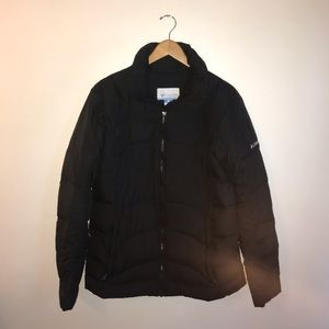 Columbia Woman's Down Jacket